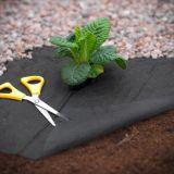 Tela de control de malas hierbas no tejida para la agricultura