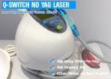 De mini pijn-Vrije Machine van de Verwijdering van de Tatoegering van de Laser van Nd YAG