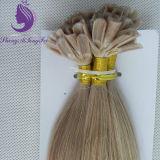 Capelli umani russi 1g di Remy per estensione dei capelli di punta del filo U