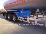 새로운 반 중국 31000L 액체 질소 유조선 트레일러