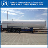 Industrieller flüssiges Gas-Tanker-halb Schlussteil-Transport-Tanker