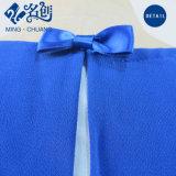 Neue blaue Sleeveless reizvolle Unsichtbar-Reißverschluss Form-langes Kleid mit Placket-in-Zurück