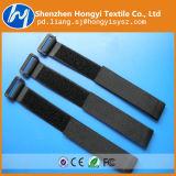 Colorul haltbare magische Band-Kabelbinder-Haken-u. Schleifen-Verpackungs-Daten/Draht-Zeilen