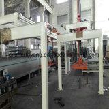 Máquina quente da imprensa com cilindro durável e placa quente