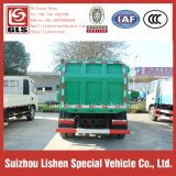 Veicolo multifunzionale dell'immondizia del costipatore del camion della benna della gru del camion di immondizia di Dongfeng 4*2
