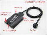 Voiture Bluetooth avec microphone / charge USB / Aux in pour Ford (Europe 94-04 Visteon)