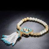 Браслет ювелирных изделий перлы шарика шарма способа имитационный