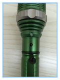 Multifuncional Bright Portable Green Rechargeable Torch Light