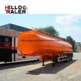 42000 van de Diesel liter van de Tanks van de Opslag voor de Semi Aanhangwagen van de Tanker van de Brandstof van het Koolstofstaal van de Verkoop