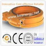 Solo mecanismo impulsor de la ciénaga del engranaje de gusano de ISO9001 /Ce/SGS