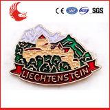 Zhongshan-Berufserzeugnis-farbenreiches Decklack-Abzeichen