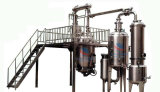 Extractor Circumfluence térmica e unidade do concentrador