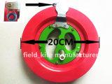 Synthetric-hars Plastic Diameter 20cm van de Spoel van de Spoel van de Vlieger van het Wiel van de Vlieger van de Spoel van de Vlieger