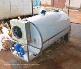 Leche caliente del tanque del transporte de la leche de la exportación de China con el sistema de enfriamiento (ACE-ZNLG-1002)