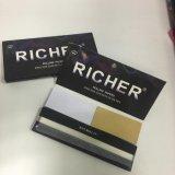 Marca Personalizada de Calidad Premium Fumar Rolling Papers con filtros
