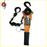 Quality e Best superiores Price 9t 3m Hsh-Va Manual Lever Chain Block com CE Certificate