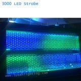 Kleurrijke Stroboscoop Atoom 3000 van de Stroboscoop DMX 3000W van het Stadium Lichte