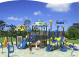 Im Freien Plastikspielplatz-Gerät für Hotel, Kindergarten, Supermaket, Wohnpark von der Kaiqi Traumland-Serie