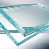 6mm bord poli traitées en verre trempé