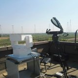 De thermische Camera van het Netwerk van het Toezicht van de Veiligheid PTZ Draadloze WiFi Video