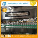 Máquina de rellenar de la bebida del jugo de la botella del animal doméstico