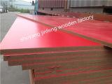 MDF van 1220*2440mm de Prijs van de Raad van MDF van de Melamine van de Fabrikant van China Rode