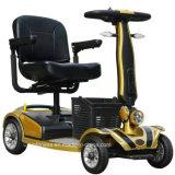 4 колеса складывая самокат удобоподвижности с Ce