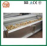 Máquina de lavar da raiz de Taro da batata do vegetal e da fruta