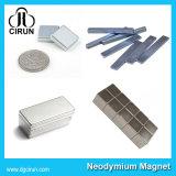 Magneten van het Blok NdFeB van de Grootte van de douane de Industriële Permanente