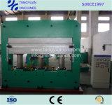 Prensa de vulcanización de la placa, prensa de vulcanización caliente, prensa de vulcanización de goma