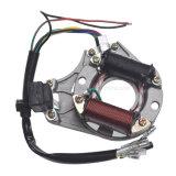 기관자전차 5 철사 Dy100cc를 위한 반파 DC 자석발전기 고정자 코일 발전기