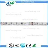 SMD3527 LED RGB + W UL CE RoHS ahorro de energía luz de tira