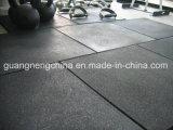 Großhandelsinnengymnastik-Gummifußboden-Fliesen für Spielplatz
