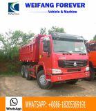 使用されたHOWO/Shacman/Beibenのダンプかダンプするか、またはダンプまたは貨物自動車の貨物またはトラクターヘッドまたはトレーラーのヘッドまたは索引車または具体的なミキサーまたはポンプまたは燃料タンクかレッカー車