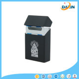 Caixa de cigarro fresca do silicone do logotipo das palavras