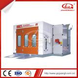Cabine de jet chaude de peinture de véhicule de vente des bons prix de constructeur de Guangli