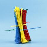 GV en nylon auto-bloqueur facultatif multicolore de serres-câble
