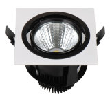 Plafonnier de LED Downlight 7W LED