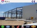 Estructura de acero de construcción la construcción de estructuras de vivienda casas prefabricados