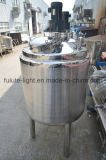 Mezcla la crema homogénea de acero inoxidable