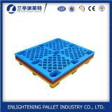 1200*1200mm palets de plástico encajables a la exportación