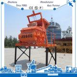 Mezclador concreto de la máquina automática concreta del bloque Js500