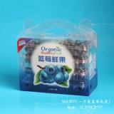 Caisse d'emballage en plastique de fruit d'impression faite sur commande en gros d'usine (sac végétal)