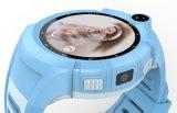 Вахта Brecelet младенца монитора APP полосы запястья руки ребенка экрана касания положения основания камеры Smartwatch w малыша Q610 Анти--Потерянный Sos франтовской