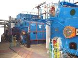 新技術の無公害燃料の石炭水スラリーのボイラー