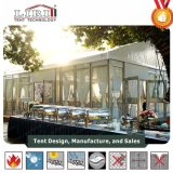 Waterproof Fireproof White PVC Roof Wedding Party Outdoor Tent