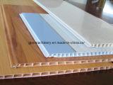 Chaîne de production creuse de panneau de plafond de PVC