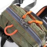 Guida fredda all'ingrosso di Saft dello zaino dello zaino della cassa con i sacchetti multifunzionali di nylon modellati di pesca del banco della mosca