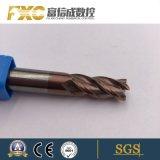 Belo Endmill carboneto de corte para corte de metais comuns