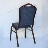 高品質のイベントおよび使用料Yc-Zl22のためのスタック可能結婚式の宴会のアルミニウム椅子